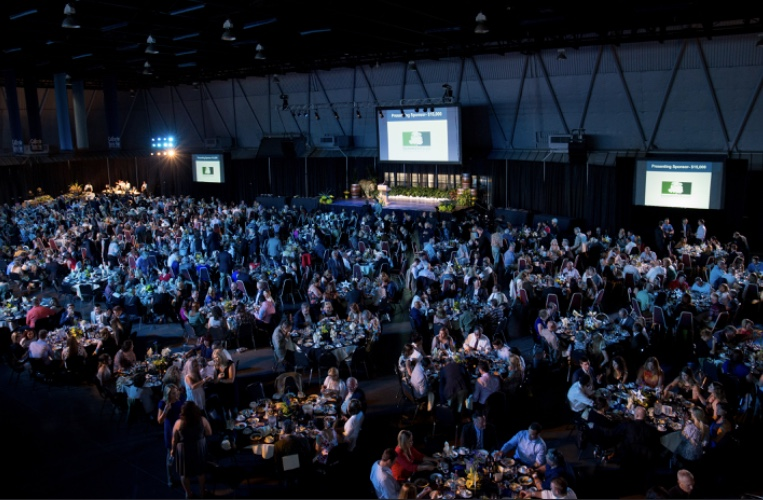 State Fair gala picture