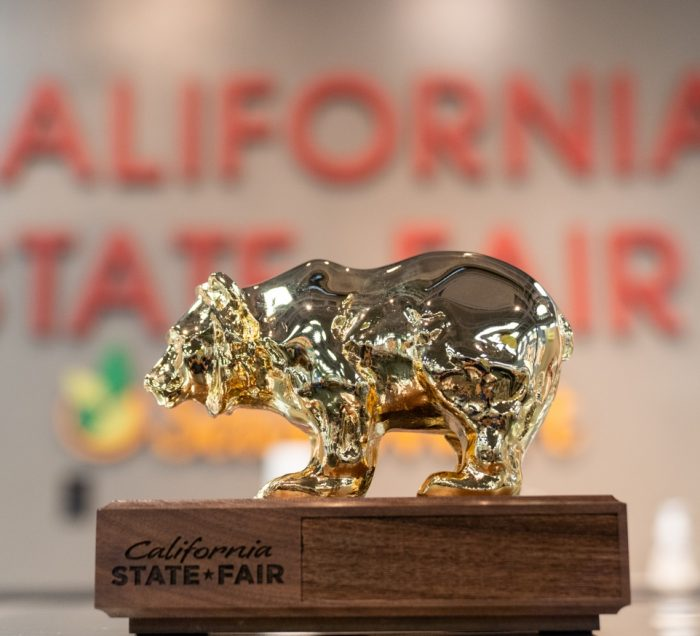CA State Fair Golden Bear Award
