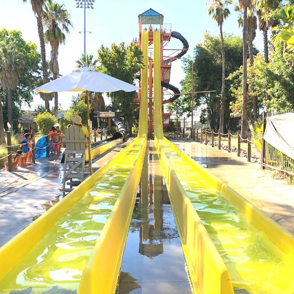 Raging Waters Slide
