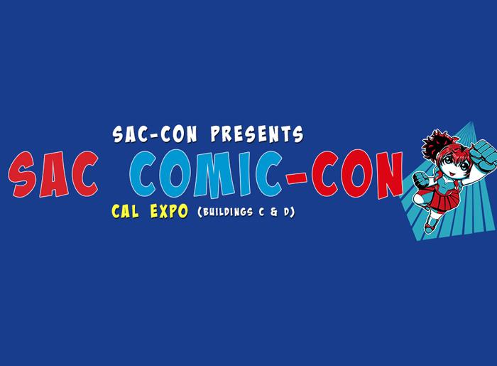 Sac Comic Con