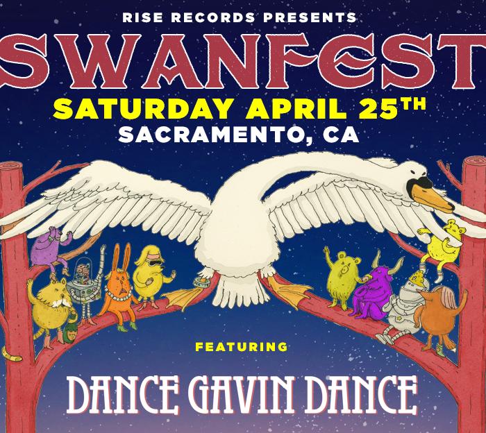 Swanfest Flyer