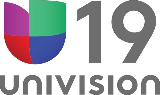 Univision 19 Logo