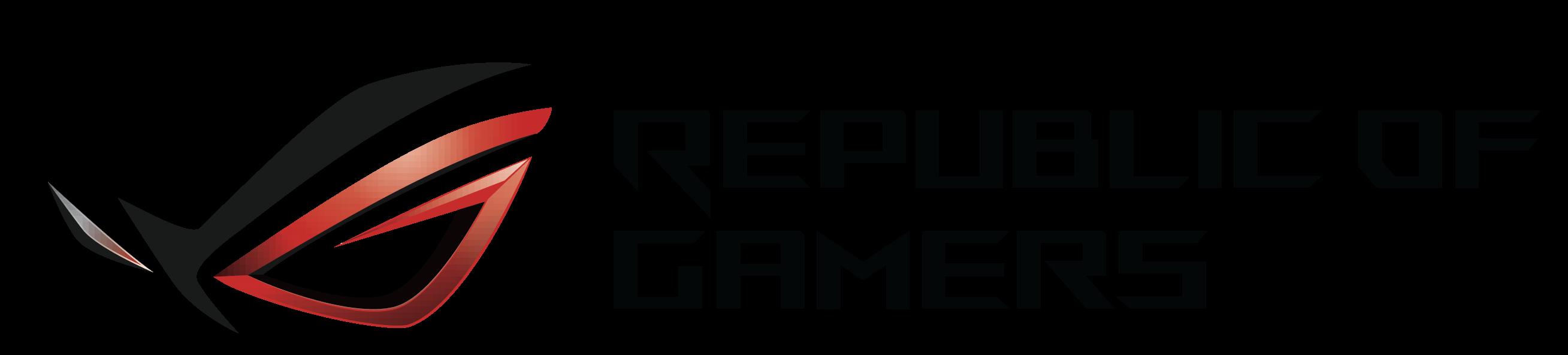 republic of gamers logo