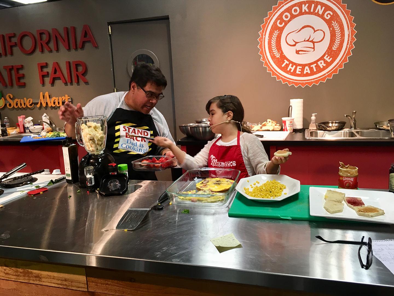 CA Jr. Chef Challenge Competitors