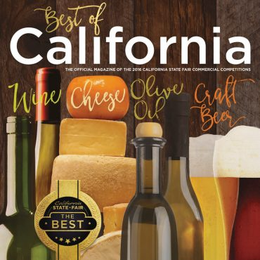 Guide to the best of California magazine cover