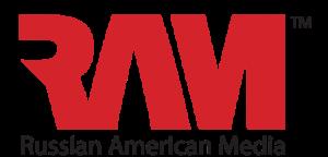 Russian American Media Logo