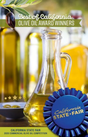 Best of CA Olive Oil Award Winners