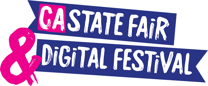 CA State Fair & Digital Festival Logo