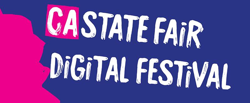 CA State Fair & Digital Festival Logo