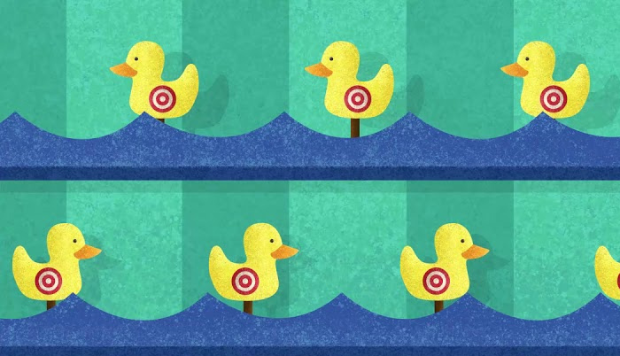 Duck Shooting Game