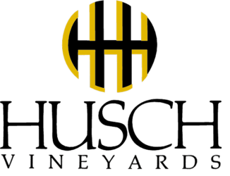 Husch Vineyards Logo