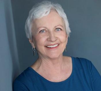 Cindy Sample portrait