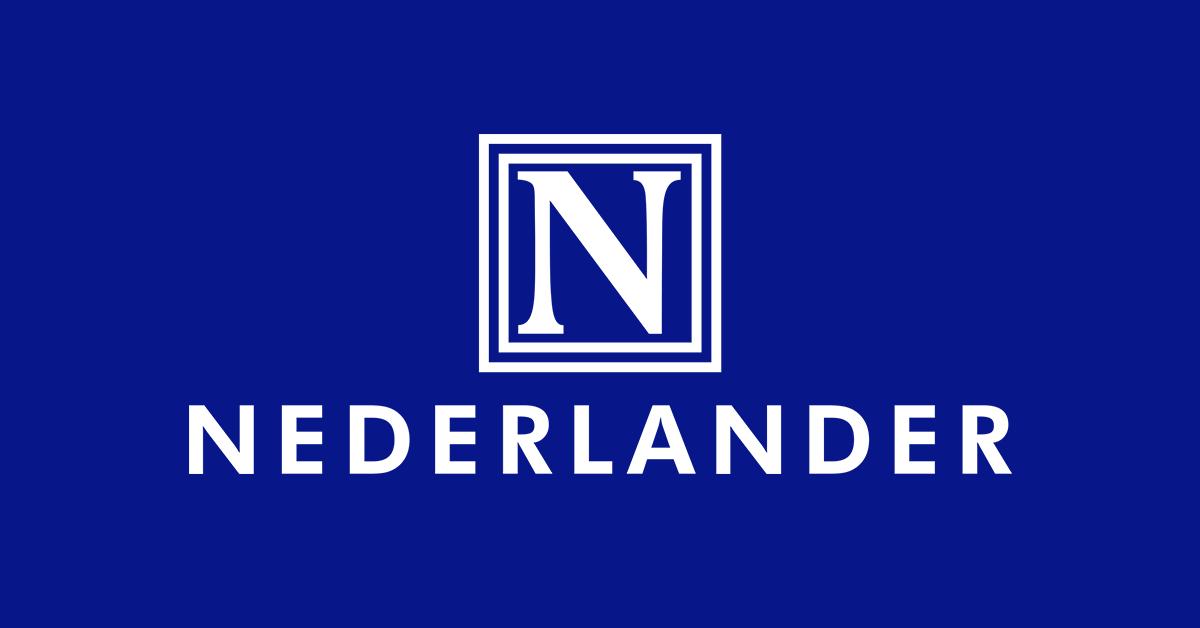 Nederlander sponsor logo