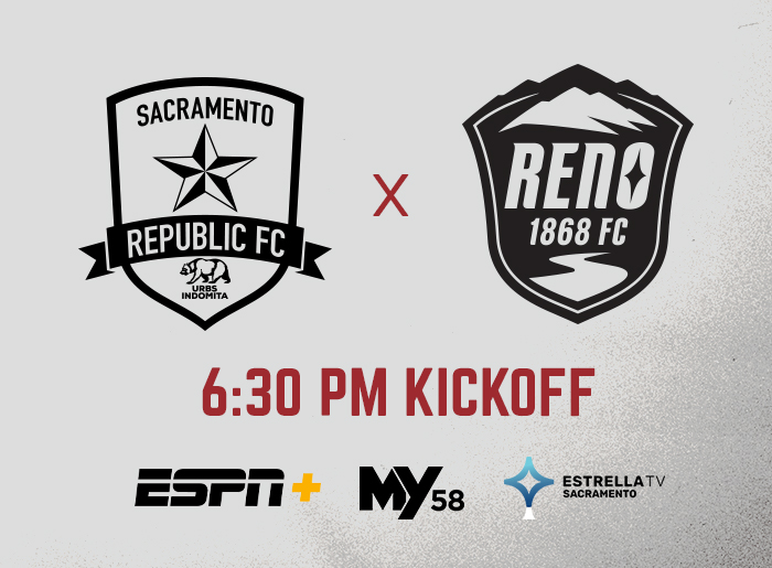 Sac Republic FC 9/26 Event Flyer