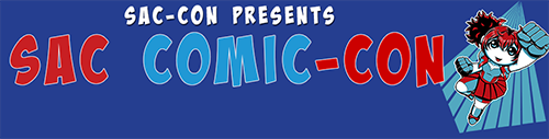 Sac Comic Con Sponsor Logo