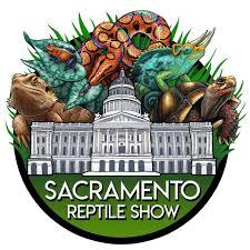 Sacramento Reptile Show Sponsor Logo