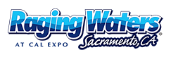 raging waters sacramento sponsor logo